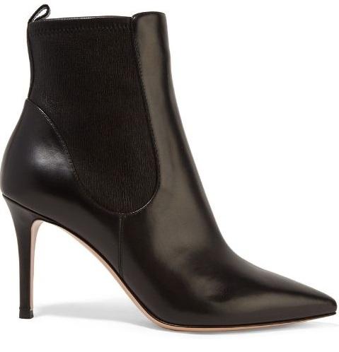 Sleek-Ankle-Boots